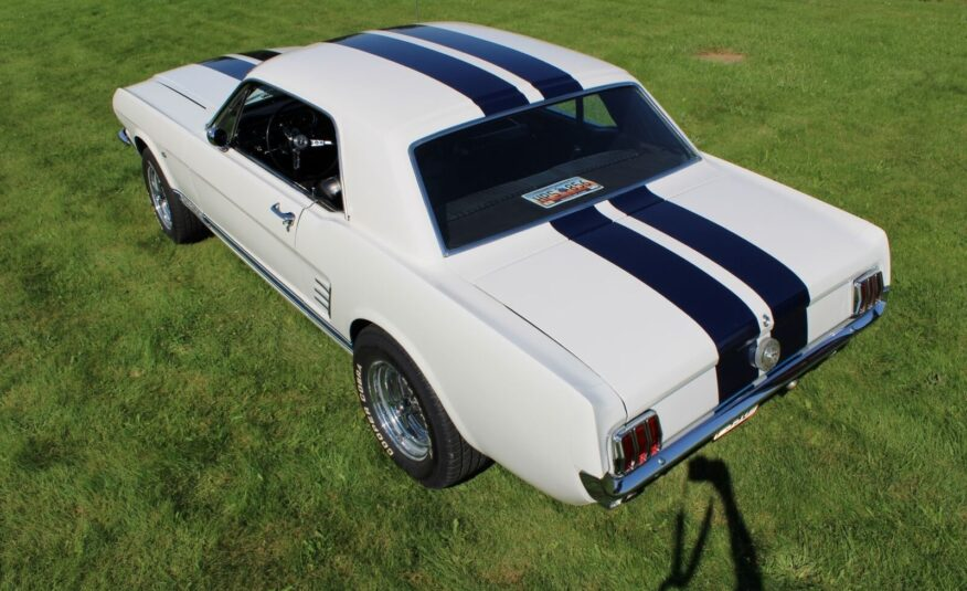Ford Mustang V8 289cui. aut.